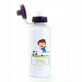 בקבוק אקולוגי – כדורגל
