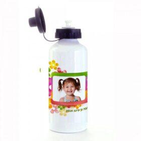 בקבוק אקולוגי – פרחים
