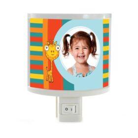 מנורת לילה – ג׳ירפה