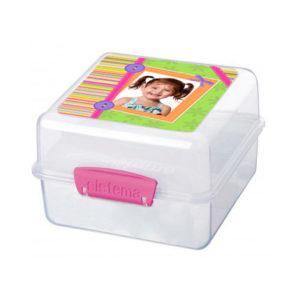קופסת אוכל סיסטמה כפתורים תמונה