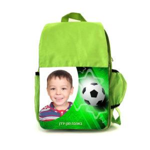 תיק ירוק כדורגל