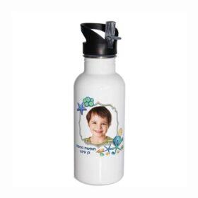 בקבוק נירוסטה צדפים תמונה