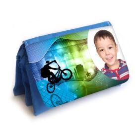 קלמר 3 תאים – אופניים תמונה