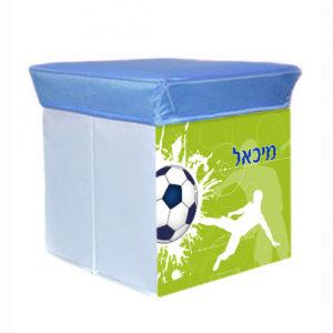 שרפרף אחסון – כדורגל שם