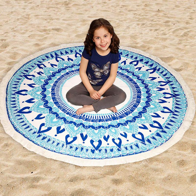 שטיח לים לקיץ