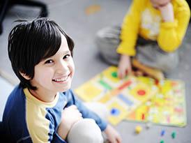 משחקים עם תמונות הילדים