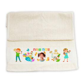מגבת ידיים – ילדים תמונה
