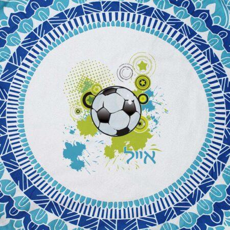 שטיח לים כדורגל