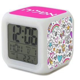 שעון מעורר עולם הבנות